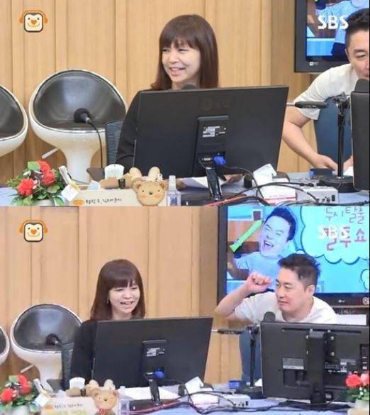 사진=SBS 파워FM '두시 탈출 컬투쇼' 방송화면 캡처