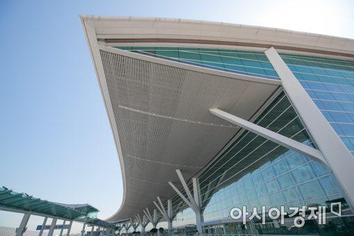 [포토]인천공항 제2여객터미널