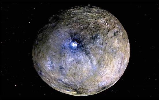 세레스 모습(사진제공=NASA)