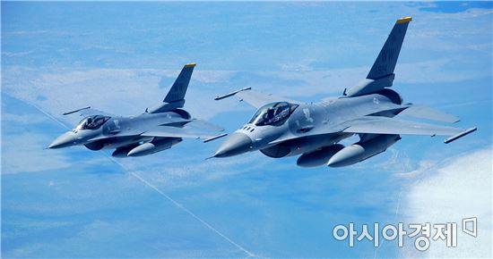 <h1>KAI, 미공군과  F-16 전투기 창정비사업 수주</h1>