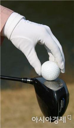 고반발 드라이버는 대회나 접대 등 비지니스 골프에서는 자제하는 게 바람직하다.