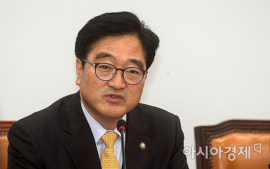 우원식 더불어민주당 원내대표.
