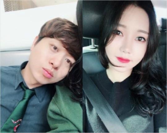 사진=사진제공 유상무/사진=김연지 인스타그램