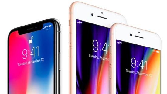 '완성도는 아이폰'도 옛말…아이폰8·아이폰X 잇단 불량