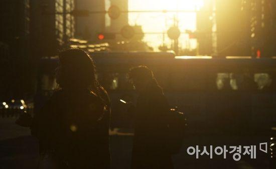 [포토]따뜻한 가을 햇살