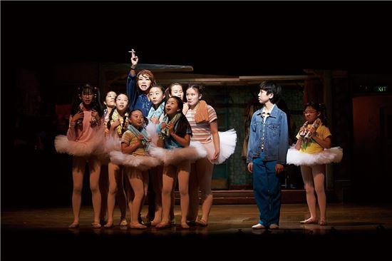 7년만에 만나는 뮤지컬 '빌리 엘리어트'…'빌리' 5人의 화려한 날갯짓