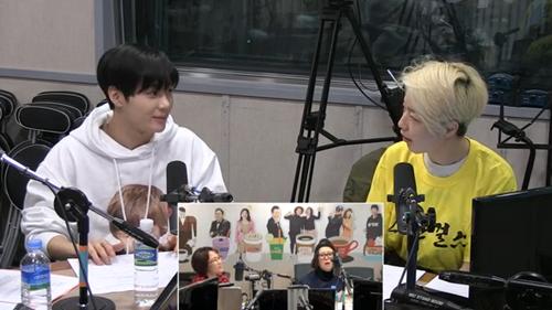 사진=SBS 러브FM '송은이, 김숙의 언니네 라디오'
