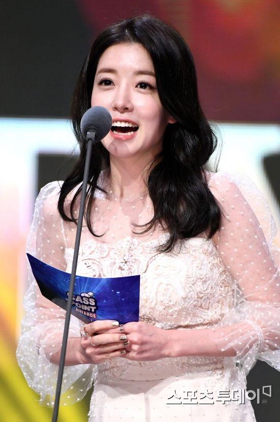 배우 정인선/사진=스포츠투데이DB