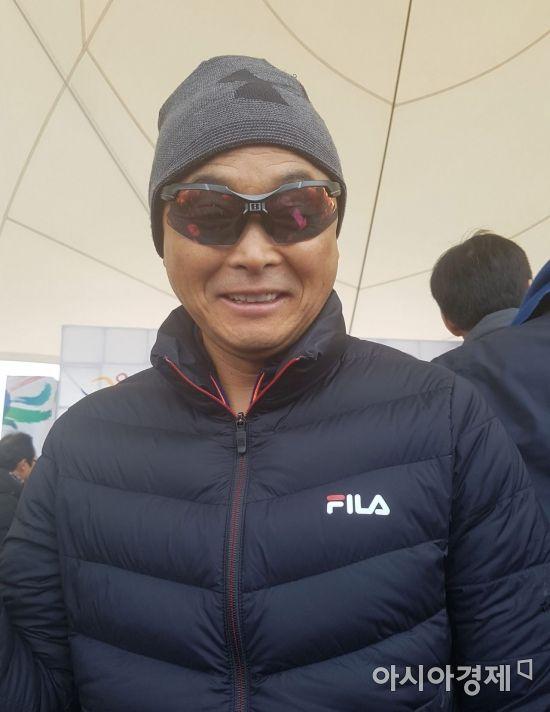 이봉주, 김대중마라톤대회 홍보대사로 나선 이유는?