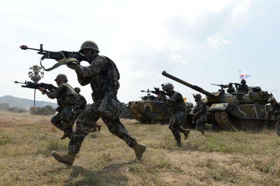 <h1>해군·해병대 13일부터 코브라골드훈련 참가</h1>