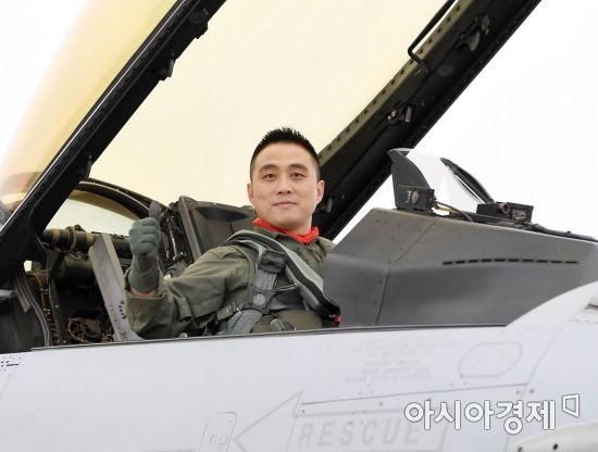 올해 '탑건(Top Gun)'에 선정된 김상원(37ㆍ공사 51기) 소령