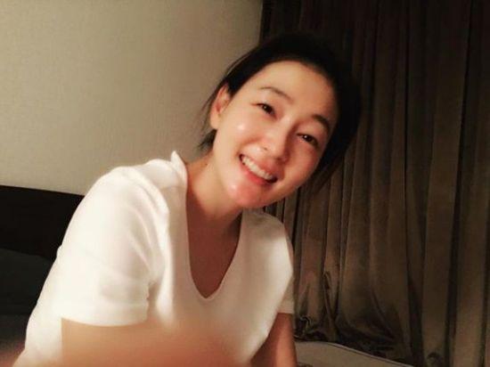 배우 박진희 / 사진=박진희 인스타그램