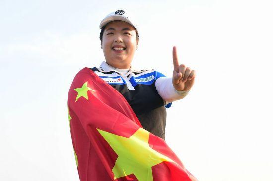 펑산산이 최고 경계대상이다. 중국 선수 최초의 세계랭킹 1위다.