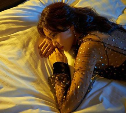 [포토] 최희, '고혹적인 시스루'