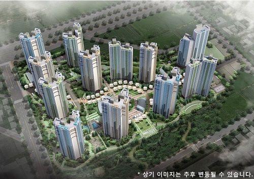 효성·진흥기업, '계양 효성해링턴 플레이스' 대단지 아파트 3월 공급