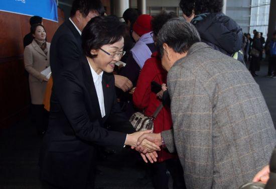 '2018년 강남구 신년 인사회' ...소통과 화합의 장