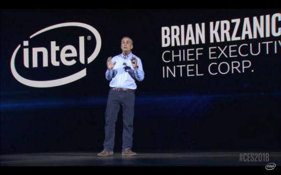 "[CES2018] 'CPU 게이트' 인텔 CEO ""해킹 사례 없다"""