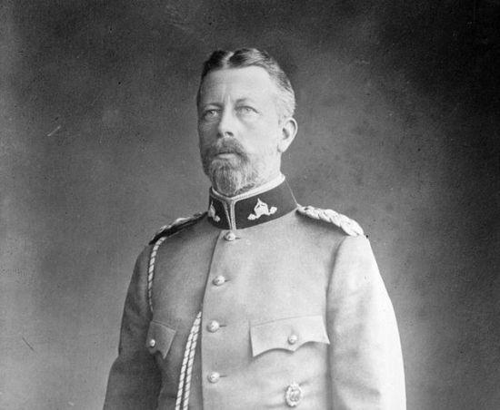 1899년 대한제국에 국빈방문했던 하인리히 왕자 모습. 그는 조선 전통 궁술시범을 보고 크게 감탄했고, 이에 자극받은 당시 고종황제의 명으로 궁술이 더욱 장려됐었다고 한다.(사진=위키피디아)