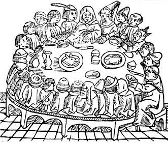 [류정민의 남산 딸깍발이] 600년 전 유럽 불륜·욕망을 간지럽히다