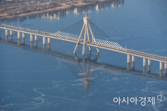 [포토] 영하 날씨 이어지는 서울