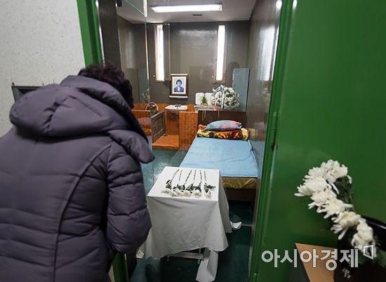[포토] 발길 이어지는 박종철 열사 31주기