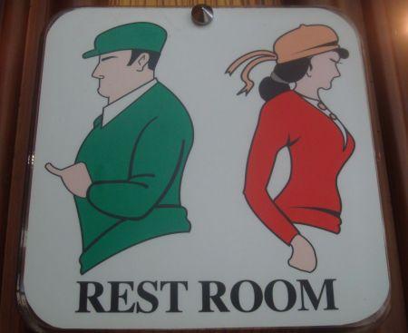 해외에서는 국가별 화장실 표현법을 정확히 알아야 낭패를 면할 수 있다.