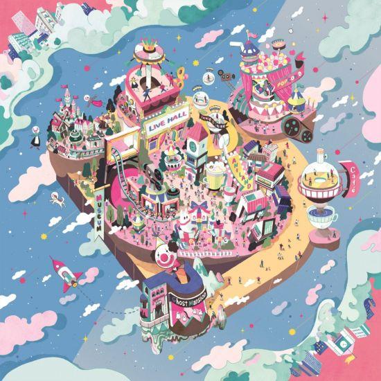 현대아이파크몰, 용산에 '애니메이션 왕국' 세운다