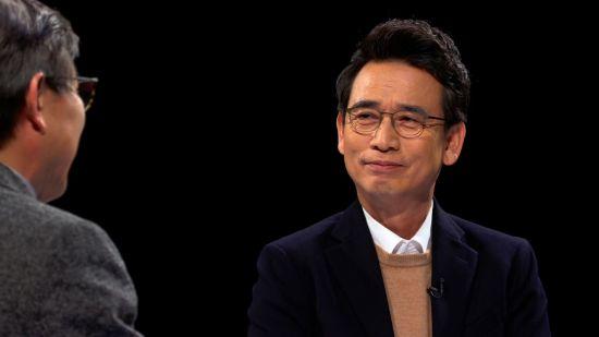 유시민 작가. 사진=tvN '썰전' 프로그램 캡쳐