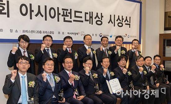 [포토] 아시아펀대상 영광의 수상자들
