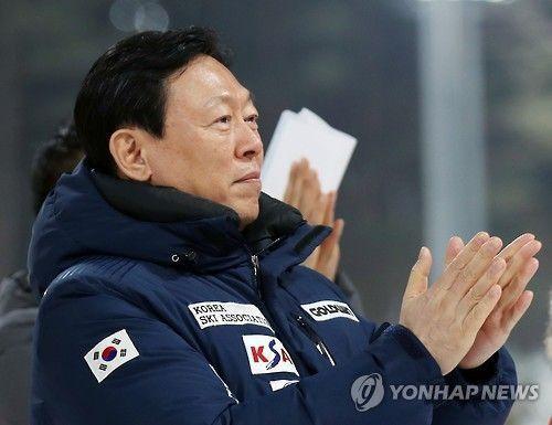 앞서 신동빈 회장의 평창 동계올림픽 지원 활동 모습.(사진=연합뉴스)