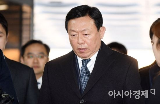 [신동빈 구속]롯데 新사업 '올스톱'…경영공백 불가피