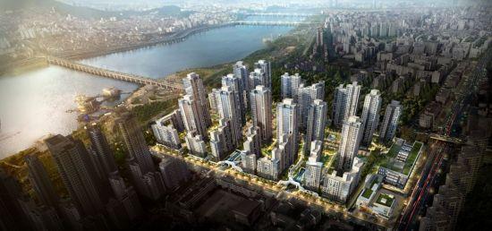 삼성물산, 신반포3차·경남 공사계약…