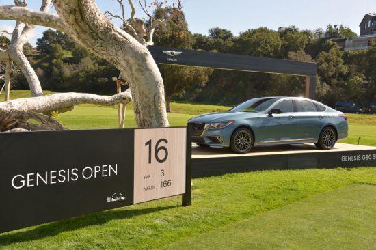 제네시스 후원 美 PGA 투어 '2018 제네시스 오픈' 개막