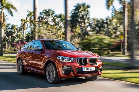 BMW 2세대 '뉴 X4'