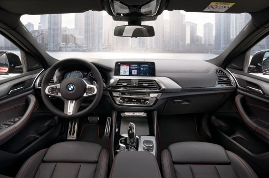 BMW 2세대 뉴 X4