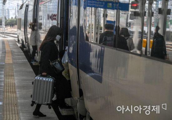 [포토] '고향가는 기차'