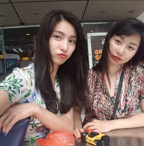 사진=김정화 인스타그램 캡처