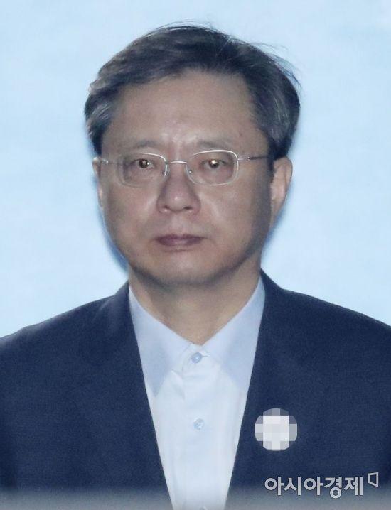 우병우 전 청와대 민정수석