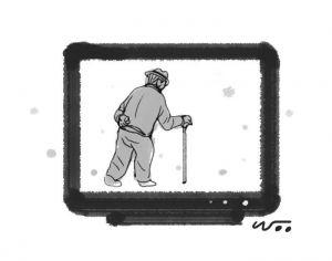 [오후 한 詩]연금생활자와 그의 아들/장이지