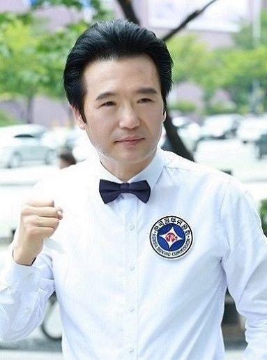 배우 조성규 / 사진=조성규SNS