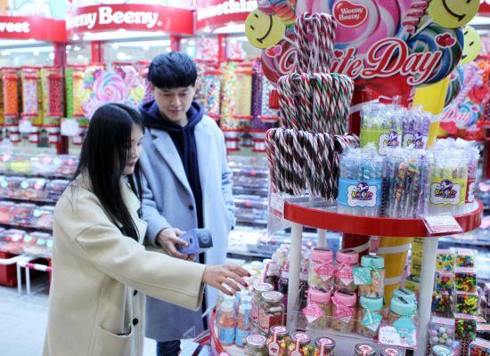 롯데몰 김포공항, 화이트데이 상품전…최대 50% 할인