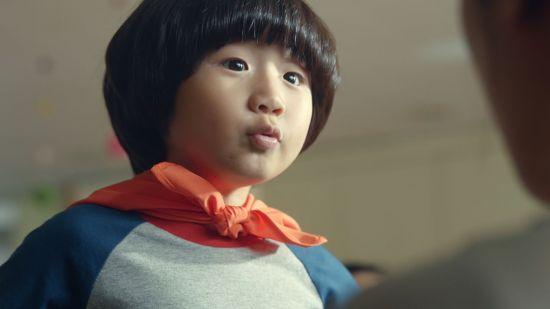 경동나비엔 '콘덴싱이 옳았다' 광고.