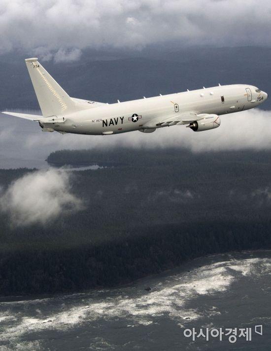 미국 보잉사의 P-8