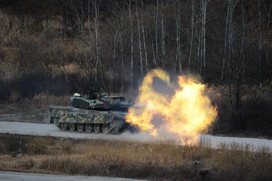 <h1>[양낙규의 Defence Club]육군의 주력전차 K2 흑표전차</h1>
