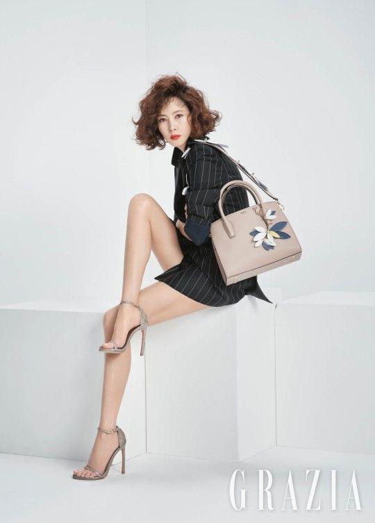 [포토] 김남주, '각선미 과시하는 포즈'