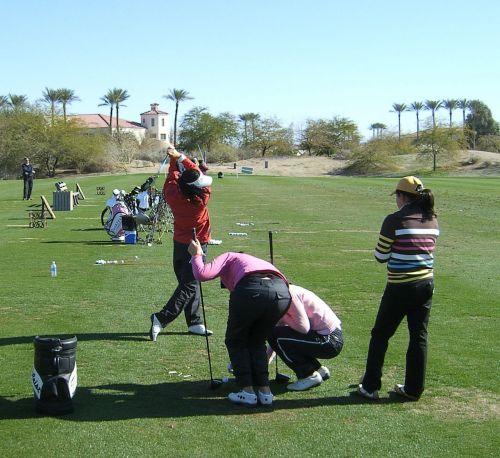 골프계의 미래는 젊은 골퍼들의 마음을 사로잡는데 있다.