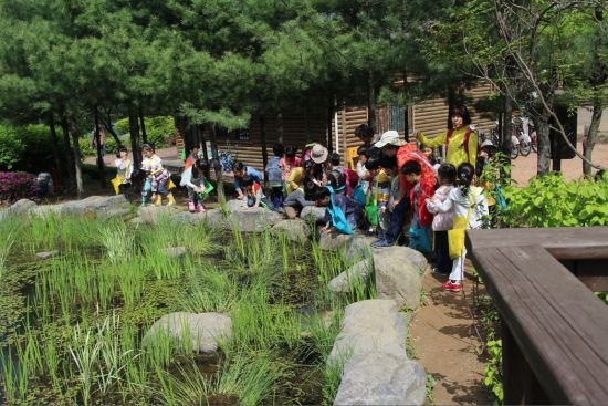 마포구 성미산 가족참여 자연생태체험