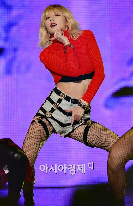 가수 현아 / 사진=MBC MUSIC MUSIC 쇼! 챔피언