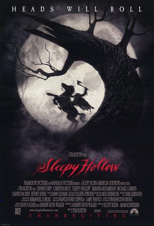1999년에 나온 영화 '슬리피 할로우'에서 헤센용병은 미국 독립전쟁에 참전했다가 사망한 악령으로 등장한다.(사진= 영화 '슬리피 할로우' 포스터)