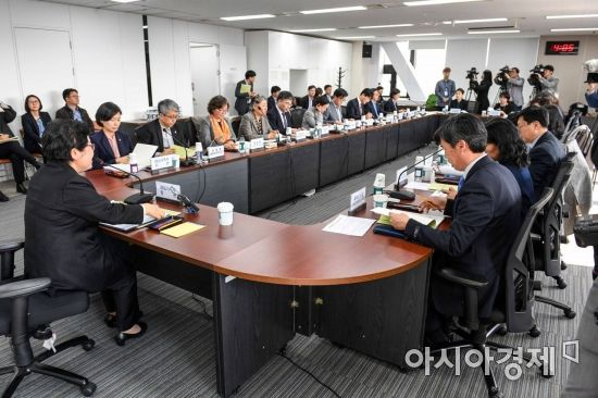 [포토] '제2차 범정부 성희롱-성폭력 근절 추진 협의회'